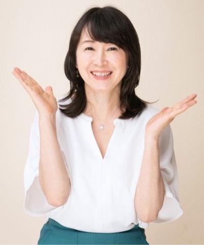 投資女子講師の株式会社ミトマ 代表取締役/笑顔表情筋®︎協会 代表北野 美穂子