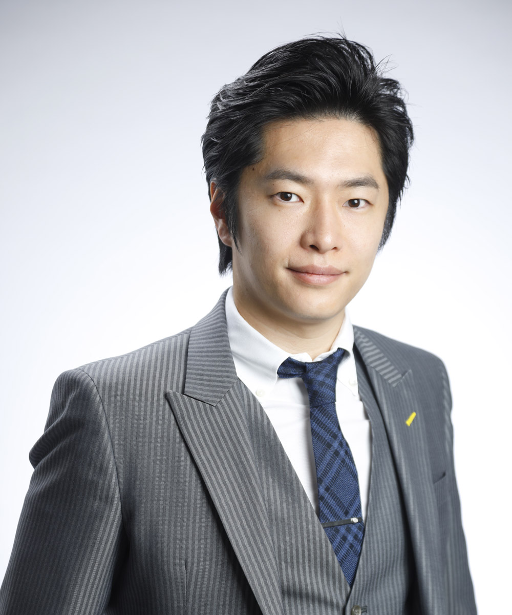 投資女子講師の株式会社Thousand Ventures代表取締役の吉永 智徳