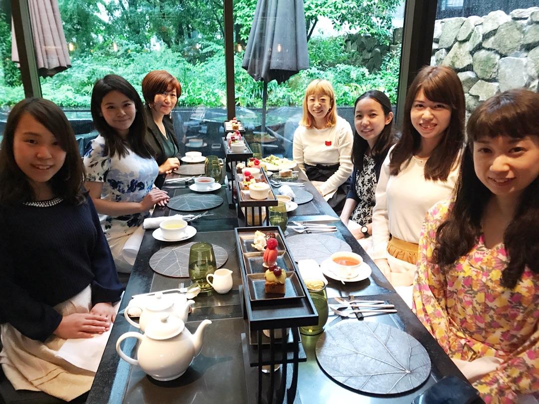 【第3回講座】Venus生とアマン東京でお茶会♡