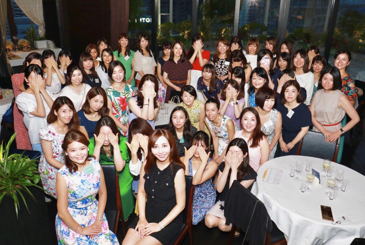8/24 Venusビューティーキャンプ1日目~ディナー懇親会~A3